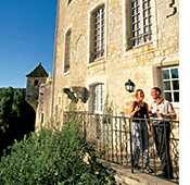 Dordogne and Bordeaux biking photo